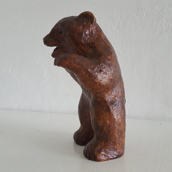 skulptur-figurin-liten-björn-hammerdal-5