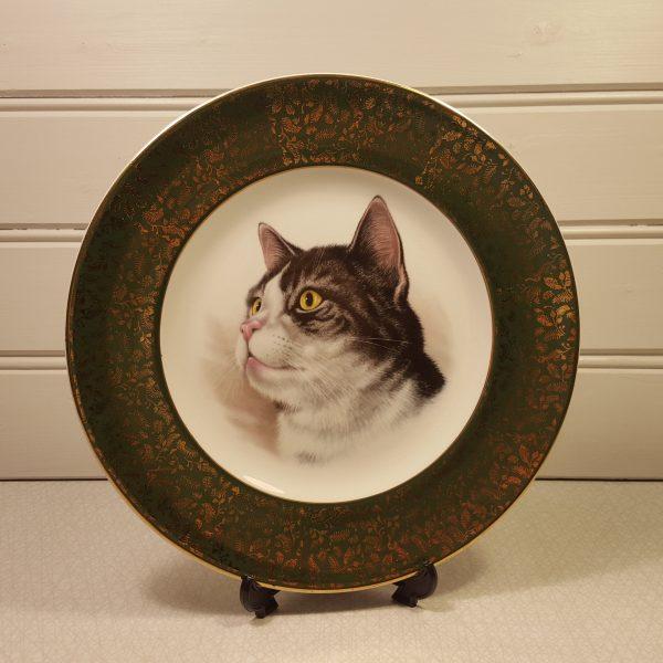 väggtallrik-katt-vintage-wood-&-sons-1