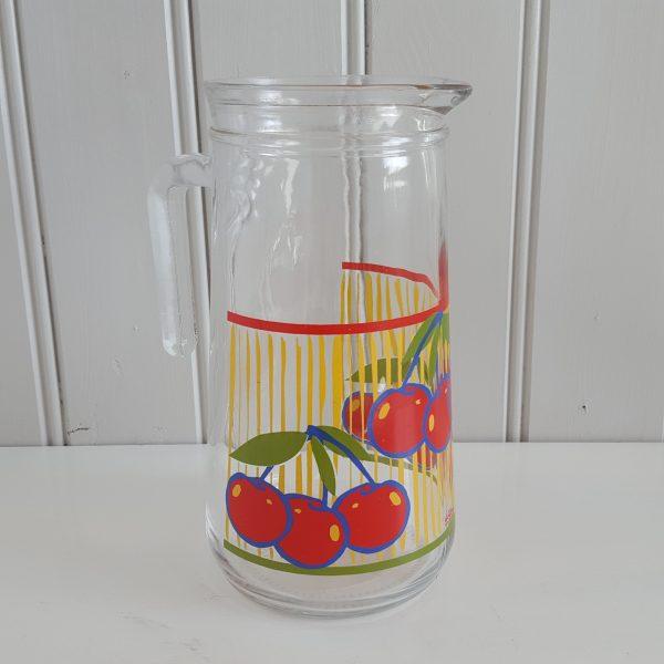 saftkanna-två-glas-körsbär-cerve-70-talet-2