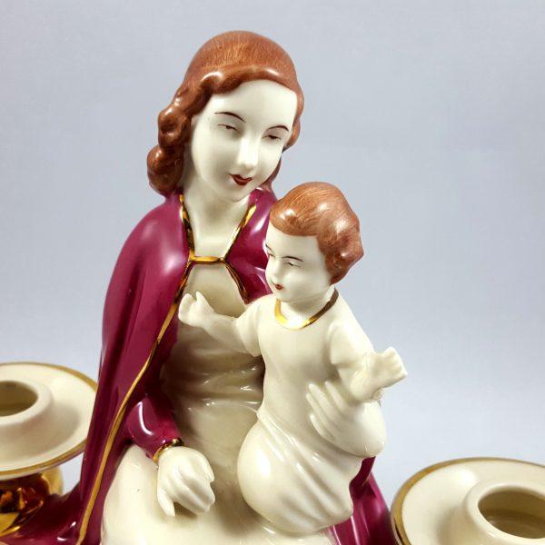 ljusstake-jungfru-maria-&-Jesus-gerold-&-co-bavaria-6