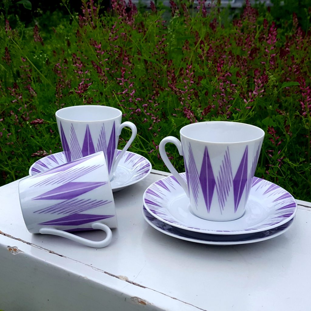 Kaffekopp - Artium - Karlskrona Porslinsfabrik - Alf