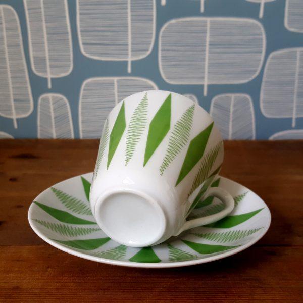 Kaffekopp - Karlskrona Porslinsfabrik - Alf Jarnestad