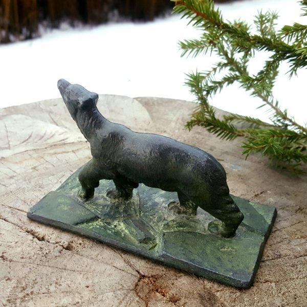 skulptur-brevpress-isbjörn-gjutjärn-art-deco-2