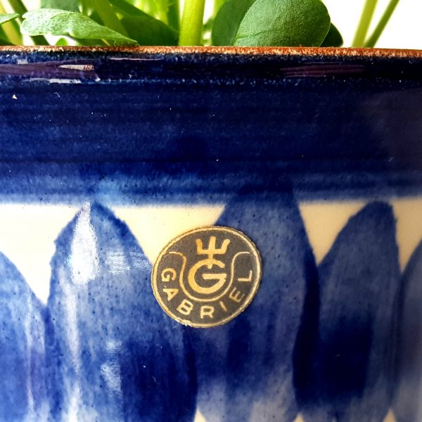 ampelkruka-blå-&-vit-gabriel-keramik-70-talet-5