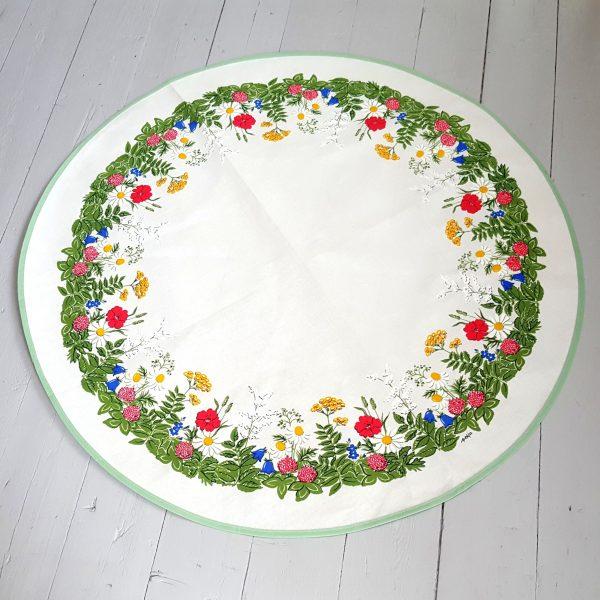 bordsduk-rund-sommarblommor-vintage-2